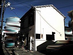 [一戸建] 大阪府豊中市上野西4丁目 の賃貸【大阪府 / 豊中市】の外観
