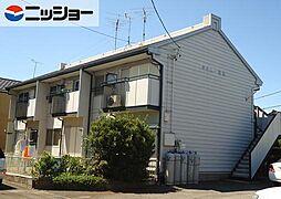 タウニー桜木[2階]の外観