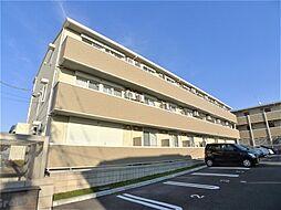 埼玉県越谷市赤山町3丁目の賃貸アパートの外観