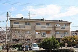 モアクレスト花田公園A棟[101号室]の外観
