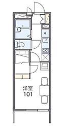 AOI[3階]の間取り
