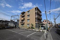 大阪府柏原市安堂町の賃貸マンションの外観