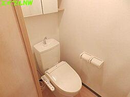 コーポブリリアントのトイレ