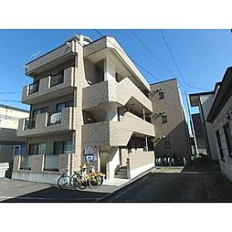 北海道札幌市北区北二十条西2丁目の賃貸マンションの外観