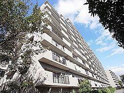 千葉県柏市青葉台2丁目の賃貸マンションの外観
