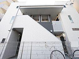 愛知県名古屋市中村区大日町の賃貸アパートの外観