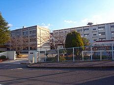 平城西中学校