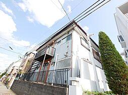 安藤荘[102号室]の外観