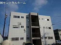 仁山田ハイツ[1階]の外観