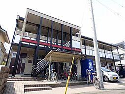 レオパレスサラトガ[2階]の外観
