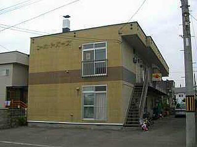 外観,1DK,面積27.54m2,賃料3.7万円,バス 忠和5-6下車 徒歩3分,,北海道旭川市忠和四条6丁目