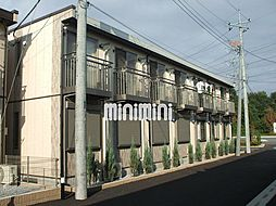 [テラスハウス] 栃木県宇都宮市平出町 の賃貸【/】の外観