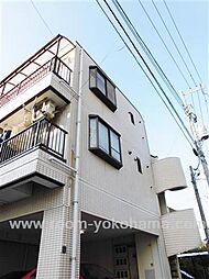 神奈川県横浜市南区大岡5丁目の賃貸マンションの外観