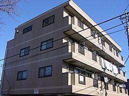 第8池田マンション[101号室]の外観