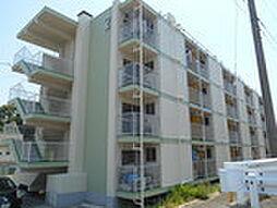 ビレッジハウス加賀田[4階]の外観