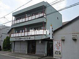 上松マンション[3階]の外観