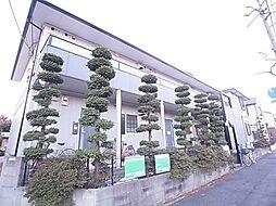 アローキャニオンE[203号室]の外観