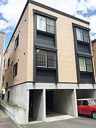 クリエイト東札幌[102号室]の外観