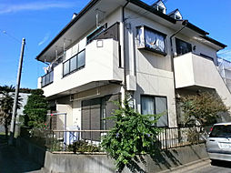 東京都西東京市ひばりが丘北1丁目の賃貸アパートの外観