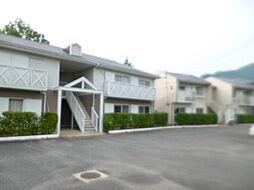 兵庫県多可郡多可町中区牧野の賃貸アパートの外観