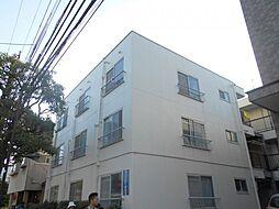 サニーコーポラス1号棟[1階]の外観