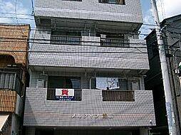 高知県高知市越前町2丁目の賃貸アパートの外観