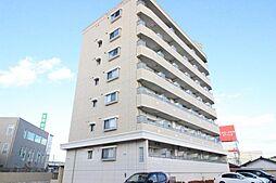 福富GRADEマンション[1階]の外観
