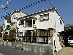 谷川ハイツ[0201号室]の外観