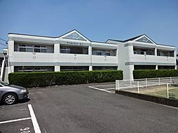 愛知県一宮市大和町妙興寺字三十八社の賃貸アパートの外観