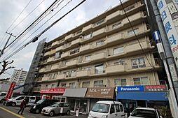 広島県広島市中区江波西1丁目の賃貸マンションの外観