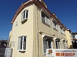 ラインヴィラ大巌寺B[105号室]の外観