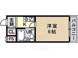 矢田駅 2.4万円