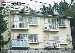 ビューハイツ有松A棟[1階]の外観