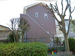 ロマン桜ヶ丘ハイツ[202号室]の外観