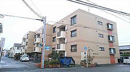 静岡県静岡市駿河区下川原5丁目の賃貸マンションの外観