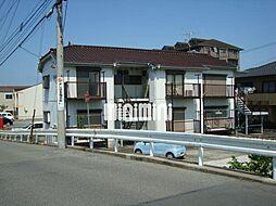 スマイルハウス2[2階]の外観