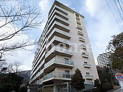 フレール六甲桜ヶ丘[906号室]の外観