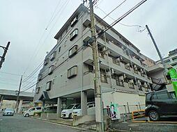 ラフィーヌ池田5番館[2階]の外観