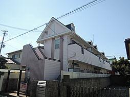 兵庫県姫路市若菜町2丁目の賃貸アパートの外観