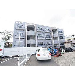 静岡県静岡市清水区南矢部の賃貸マンションの外観