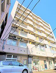 宮城県仙台市若林区新寺4丁目の賃貸マンションの外観