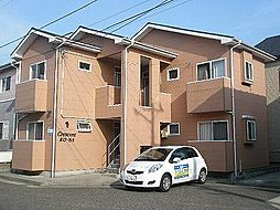 クレセントKO-SA[2階]の外観