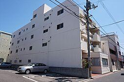 香川県高松市松島町2丁目の賃貸アパートの外観