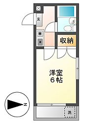 ATS千代田橋[3階]の間取り