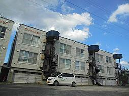 ビューティ4・3B[3階]の外観