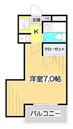 スペース29[3階]の間取り