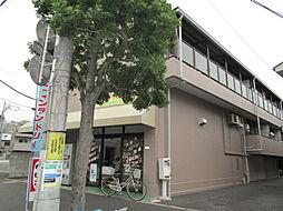 東京都江戸川区中葛西8丁目の賃貸マンションの外観