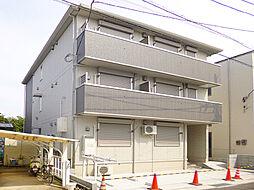 レジデンスYAEZAKI[102号室]の外観