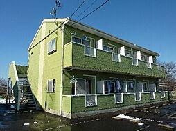 ドミールKOIKE B棟[103号室]の外観