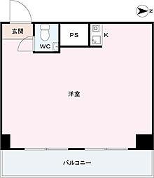 笹塚総榮ビル[10階]の間取り